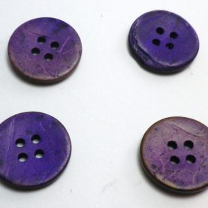 boton de madera