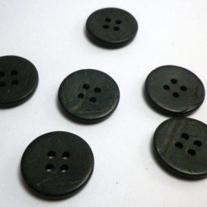 boton de madera negro