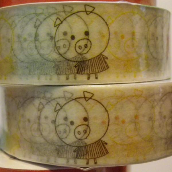 cinta adhesiva masking tape