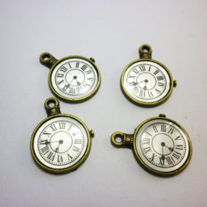 abalorio reloj
