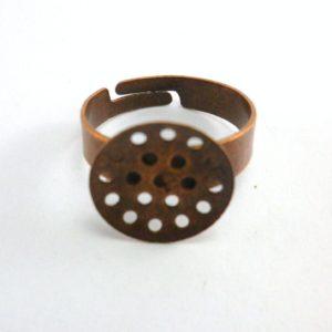 base regadera para anillo