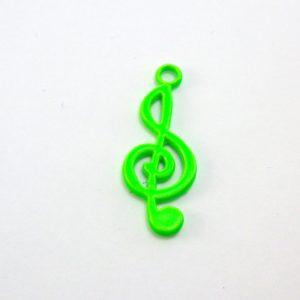 colgante de musica